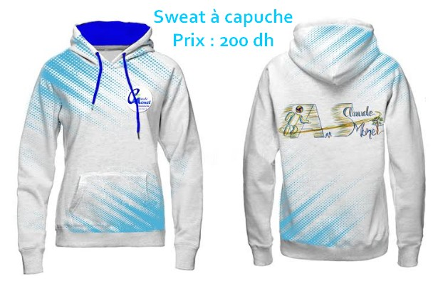 AS vente sweat